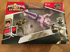 Power Rangers Super Samurai octozord Megazord New In Box *** Vendeur Britannique ***