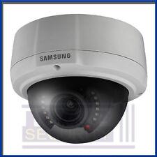 """Samsung scv-2081r domo cámara 1/3 """"de alta resolución 600tvl Chip, Ir Led 2.8-10mm a prueba de vandalismo"""