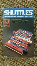 Shuttles strategy game USED circa 1984 Shoptaugh Games complete