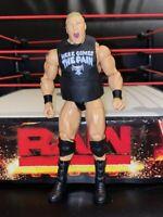 WWE BROCK LESNAR WRESTLING FIGURE WRESTLEMANIA 32 SERIES MATTEL ELITE