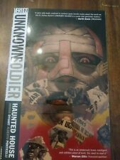 DC Unknown Soldier Haunted House Graphic Novel