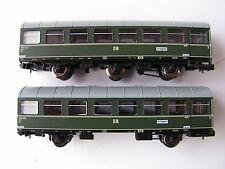 Arnold Modellbahnen der Spur N für Gleichstrom Personenwagenfür