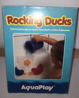 Aquaplay Rocking Ducks Retro Bath Toy Weight Scales Pour Tuff Tray Water Play