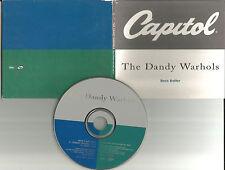 THE DANDY WARHOLS Boys Better w/ RARE EDIT PROMO Radio DJ CD single 1998 USA