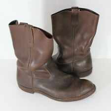Red Wing Pecos Made In USA Work Boots 1178 Mens 11.5 G560