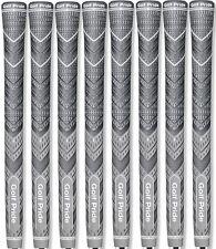 Authentic 8 Golf Pride MCC PLUS4 Grey Golf Grips Undersize FREE SHIPPING