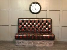 More details for bespoke booth seating for pub/bar/restaurant/club real leather £125 per foot