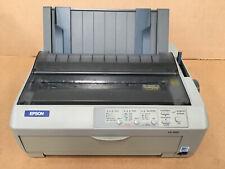 Epson FX-890 FX 890 Parallel USB Narrow Format Dot Matrix Printer + Warranty