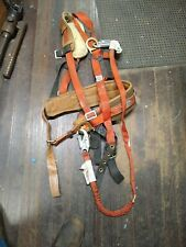 Klein 87833 Size 2X Full Body Harness Safety Fall Protection D Ring #2