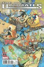 The Ultimates #5 (Vol 2)