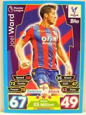Match Attax 2017/18 Premier League - #094 Joel Ward - Crystal Palace FC
