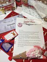 Reindeer Hot Chocolate, Personalised Letter from Santa, Magical Reindeer Food