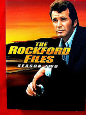 The Rockford Files:Season 2 Two  6 DVDs Mint James Garner 22 episodes+Pilot