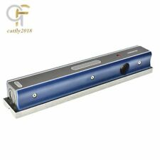 "12"" Heavy Duty Precision Bar Machinist Level 0.0002'/10' Accuracy In Wooden Box"