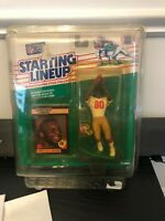 Jerry Rice San Francisco Kenner Starting Lineup SLU 1989 49ers