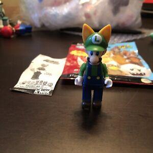 K'NEX Nintendo Super Mario Bros - Luigi fox Blind Bag Figure 2011