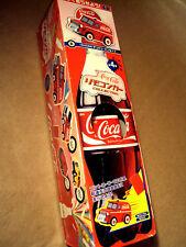 COCA COLA - R/C TOY CAR - BOTTLE 500 ML ! LIMITED EDITION JAPAN - SEALED - RARE
