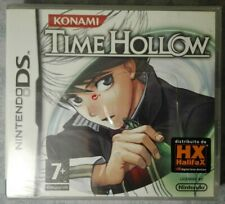 TIME HOLLOW RPG GDR NINTENDO NDS DS DSi 2DS 3DS PAL ITA ITALIANO NUOVO SIGILLATO