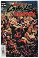 Absolute Carnage VS Deadpool # 1 of 3 Cover A NM Marvel