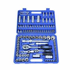 Set cassetta attrezzi 108 utensili professionale portautensili attrezzo boccole