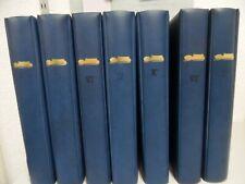 100 Jahre Automobil, starke Sammlung in 7 Bänden auf 335 Seiten (459)