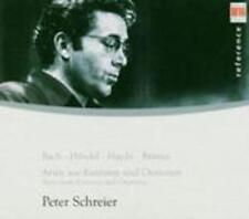 Schreier,Peter - Arien aus Kantaten/Oratorien
