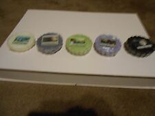 Yankee Candle Tarts Clean Cotton Lilac Blossoms Summer Wish Midsummer's Night La