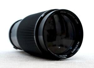 VIVITAR SERIES 1 70-210mm 3.5 VMC Macro zoom Lens for OLYMPUS OM SLR fit