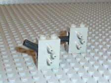 LEGO® Technic Pneumatic 2x Kippschalter in alt hellgrau 4694c01 8868 8462 K373