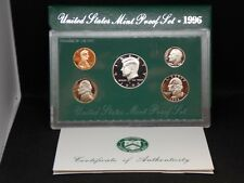"1996 ""S"" US Mint Proof Set East Coast Coin & Collectables, Inc."