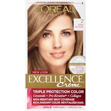 L'Oreal Excellence Creme 7 Dark Blonde