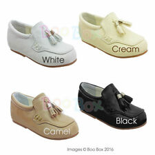 Unbranded Slip - on Faux Leather Baby Shoes
