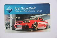 Aral SuperCard, JP Performance: Roter Sportwagen, Nr. C GE002711 (ohne Guthaben)