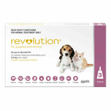 Revolution for Puppies and Kittens - 3 Pieses