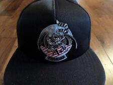 U.S NAVY F-14 TOMCAT HAT MILITARY BALL CAP U.S.A MADE