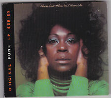Gloria Scott WHAT AM I GONNA DO CD, album Package numérique (Barry White)