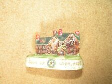Sebastian Miniatures House of Seven Gables Special Edition for Salem, Ma Rotary