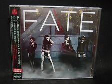 MARY'S BLOOD Fate Ltd. Edition JAPAN CD + DVD Destrose Aldious Cyntia Crucified