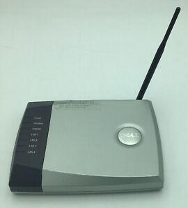 Vintage Dell True Mobile 1184 Wireless WiFi Broadband Router -No Power Cord