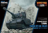 Meng WWT-015 German Heavy Tank Tiger(P) VK 45.01 Hot Model