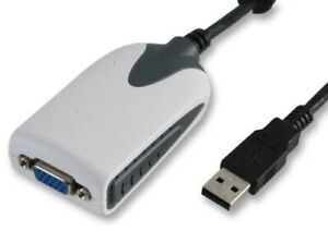 ADAPTER USB TO VGA 1600X1200 Computer Products SG425 PACK 1