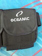 Oceanic Deluxe Seven Pocket Weight  Size XL Scuba Diving b