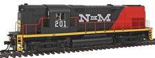 Escala H0 Locomotora diésel C420 Ferrocarriles Nacionales de México DCC/Sonido