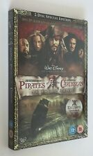 Pirates Of The Caribbean At Worlds End DVD 2 Disc Special Edition Brand New