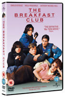 The Breakfast Club DVD (2005) Emilio Estevez, Hughes (DIR) cert 15 ***NEW***