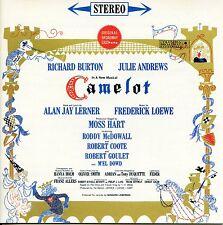 Camelot Original Broadway Cast Recording