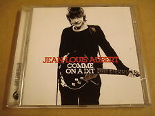 CD / JEAN-LOUIS AUBERT - COMME ON A DIT