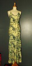 GAULTIER JEAN PAUL ROBE DRESS   BELLE ISLE LA BIEN NOMMEE  T 38