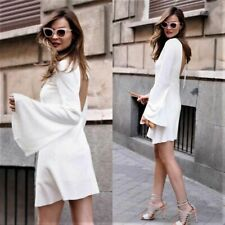 scarpe da ginnastica a buon mercato a86ea 3467a Abbigliamento e accessori bianchi Zara | Acquisti Online su eBay