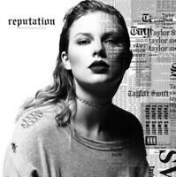 Taylor Swift - Reputation (CD Album) NEW SEALED